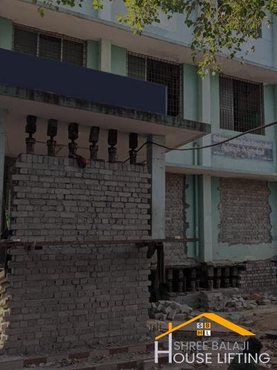 Schools Building Lifting Service